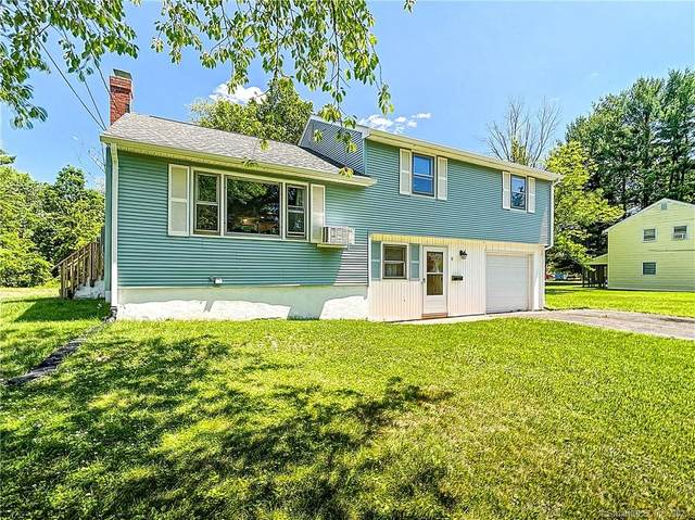 6 Nolan Drive, Bloomfield, CT 06002 (MLS #170398472) :: NRG Real Estate Services, Inc.