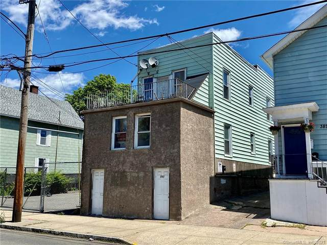 387 Blatchley Avenue, New Haven, CT 06513 (MLS #170398517) :: Coldwell Banker Premiere Realtors