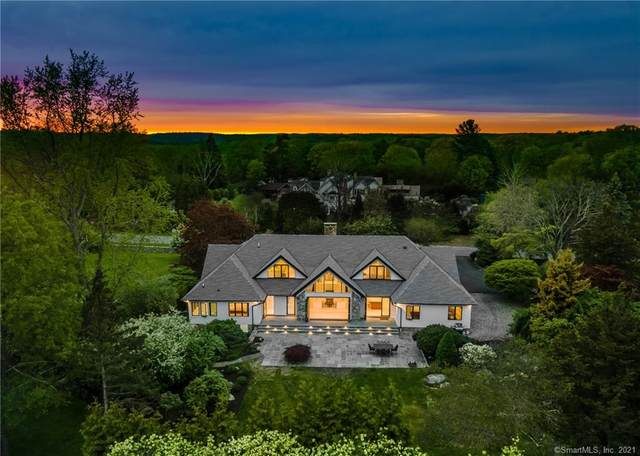 19 4 Winds Lane, New Canaan, CT 06840 (MLS #170398534) :: Spectrum Real Estate Consultants