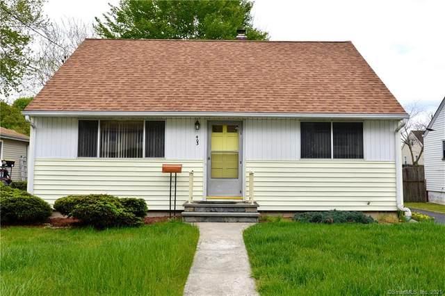 403 Merritt Street, Bridgeport, CT 06606 (MLS #170398566) :: Coldwell Banker Premiere Realtors