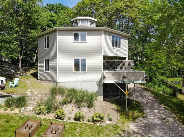32 Pawcatuck Avenue, Stonington, CT 06379 (MLS #170398594) :: Spectrum Real Estate Consultants