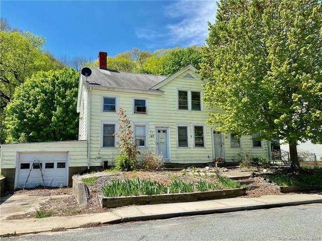 181 High Street, Sprague, CT 06330 (MLS #170398659) :: Frank Schiavone with William Raveis Real Estate