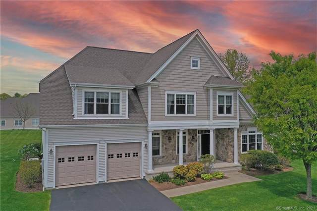 4 Spy Glass Circle #4, Bloomfield, CT 06002 (MLS #170398666) :: NRG Real Estate Services, Inc.