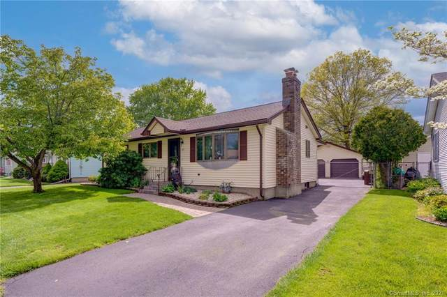 103 Skinner Road, Berlin, CT 06037 (MLS #170398697) :: Team Feola & Lanzante | Keller Williams Trumbull
