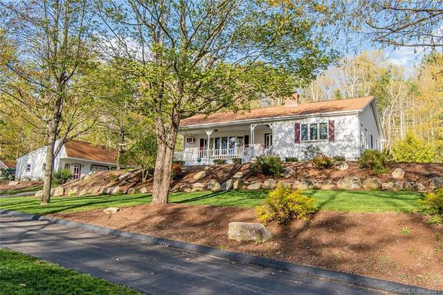 118 Cutler Road, Killingly, CT 06241 (MLS #170398705) :: Around Town Real Estate Team