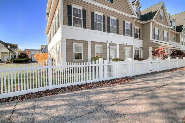58 E Broadway #58, Milford, CT 06460 (MLS #170398755) :: Spectrum Real Estate Consultants