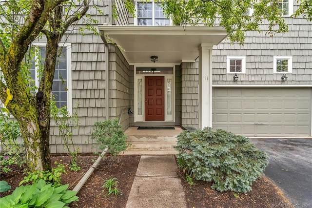 11 Harwich Lane #11, West Hartford, CT 06117 (MLS #170398762) :: Frank Schiavone with William Raveis Real Estate