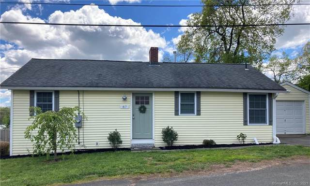 87 Lake Shore Drive, Middlefield, CT 06455 (MLS #170398784) :: Next Level Group