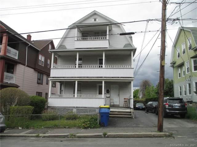 162 Oak Street, Waterbury, CT 06704 (MLS #170398795) :: Coldwell Banker Premiere Realtors