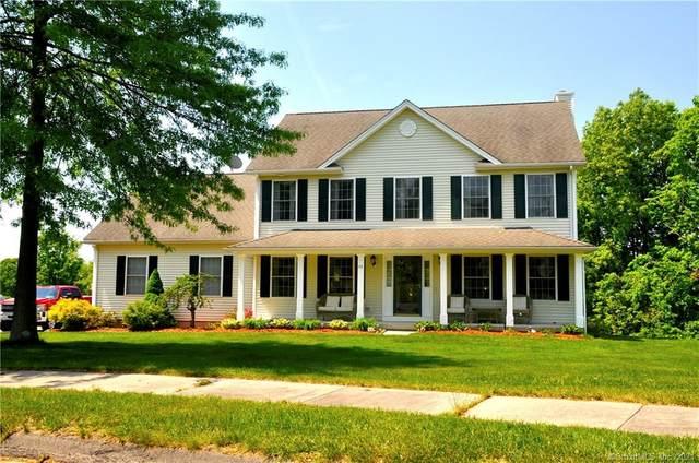 73 Pineridge Drive, Watertown, CT 06779 (MLS #170398801) :: Spectrum Real Estate Consultants
