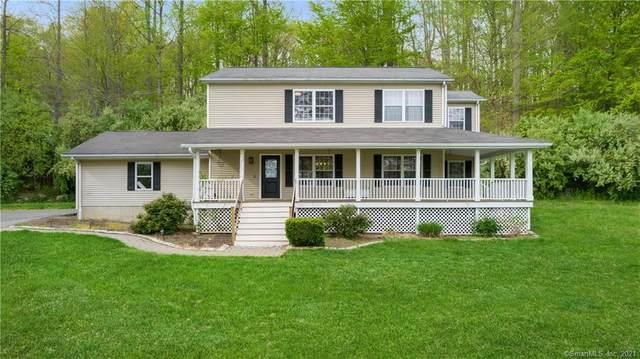 14 Patricia Lane, Brookfield, CT 06804 (MLS #170398837) :: Around Town Real Estate Team