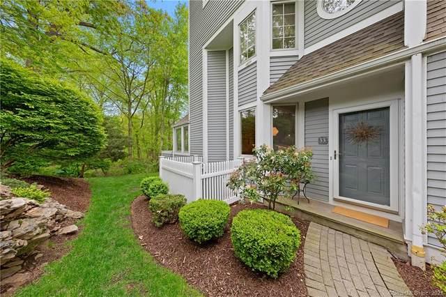 33 Hale Lane, Darien, CT 06820 (MLS #170398856) :: GEN Next Real Estate