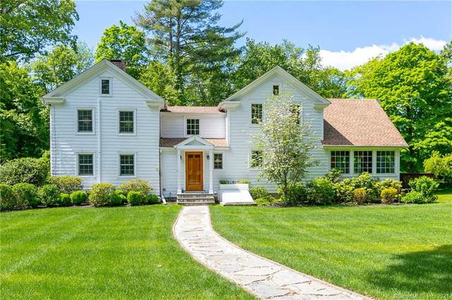 1495 Westport Turnpike, Fairfield, CT 06824 (MLS #170398869) :: Frank Schiavone with William Raveis Real Estate