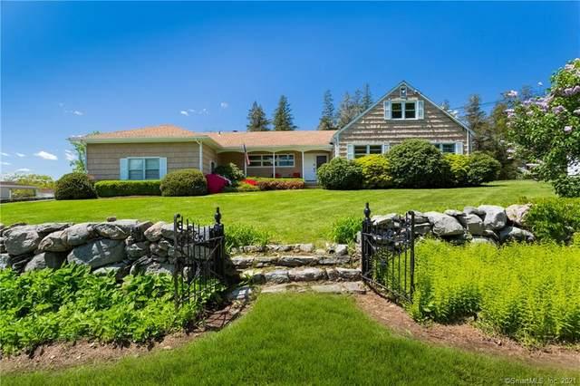 312 Thornridge Drive, Stamford, CT 06903 (MLS #170398882) :: Around Town Real Estate Team