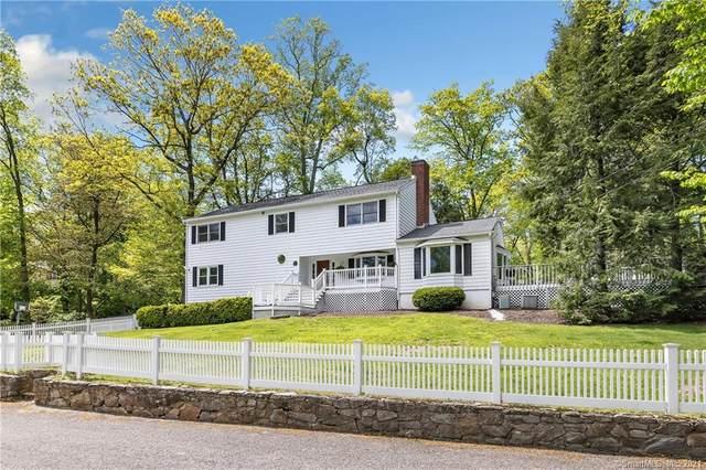 923 New Norwalk Road, New Canaan, CT 06840 (MLS #170398884) :: GEN Next Real Estate
