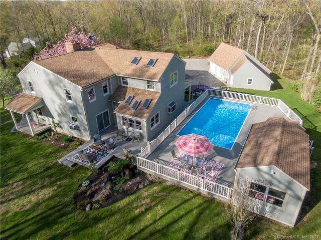 98 Phillips Road, Lisbon, CT 06351 (MLS #170398910) :: Frank Schiavone with William Raveis Real Estate