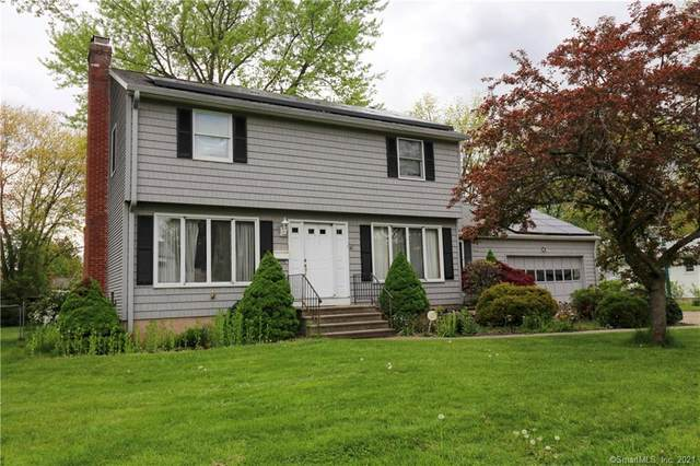 41 Candlewood Drive, East Hartford, CT 06118 (MLS #170398943) :: Around Town Real Estate Team