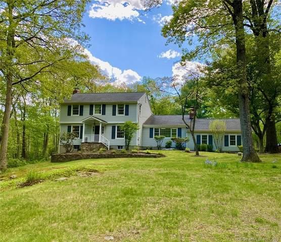 500 Thayer Pond Road, Wilton, CT 06897 (MLS #170398944) :: Around Town Real Estate Team