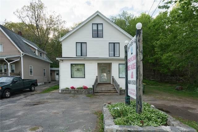 421 Wolcott Street, Waterbury, CT 06705 (MLS #170398955) :: Tim Dent Real Estate Group