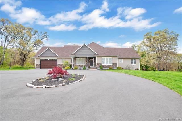 96 Mountain Spring Road, Tolland, CT 06084 (MLS #170399001) :: Around Town Real Estate Team