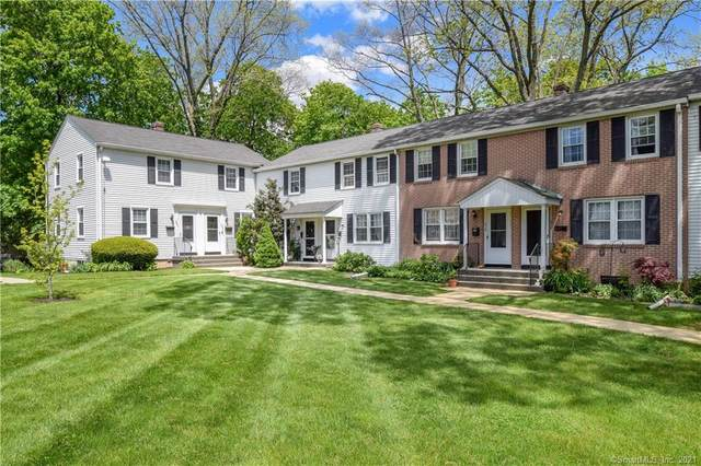 245 Sylvan Knoll Road #245, Stamford, CT 06904 (MLS #170399007) :: The Higgins Group - The CT Home Finder