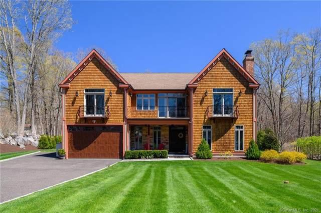 3 Lands End Road, Newtown, CT 06470 (MLS #170399076) :: Kendall Group Real Estate   Keller Williams