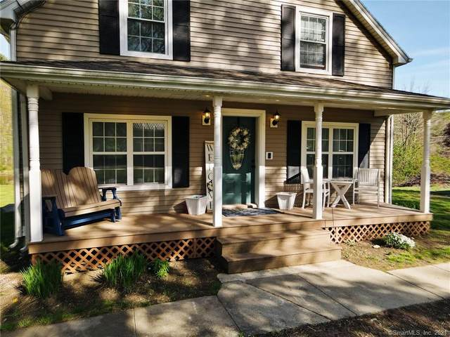 26 Pineville Road, Killingly, CT 06241 (MLS #170399079) :: Forever Homes Real Estate, LLC