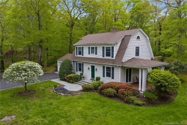 1 Dogwood Lane, Darien, CT 06820 (MLS #170399097) :: GEN Next Real Estate