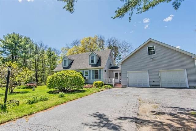 5 Ryan Drive, Killingly, CT 06239 (MLS #170399116) :: Around Town Real Estate Team