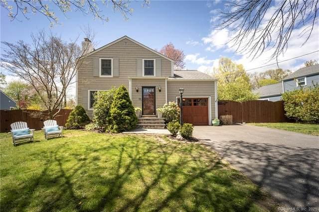 43 Palamar Drive, Fairfield, CT 06825 (MLS #170399126) :: Spectrum Real Estate Consultants