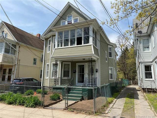 414 Shelton Avenue, New Haven, CT 06511 (MLS #170399133) :: Sunset Creek Realty