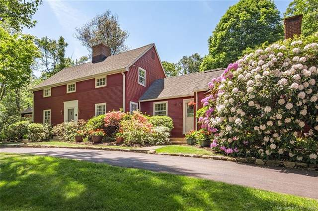 22 Heritage Lane, Weston, CT 06883 (MLS #170399135) :: The Higgins Group - The CT Home Finder