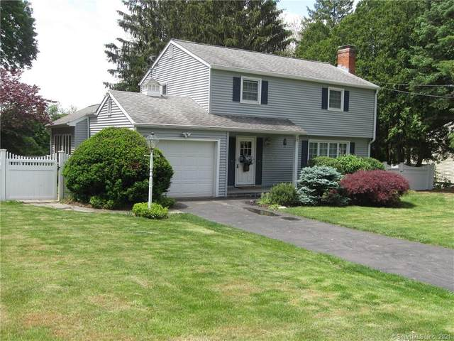 34 Woodland Drive, South Windsor, CT 06074 (MLS #170399148) :: Anytime Realty