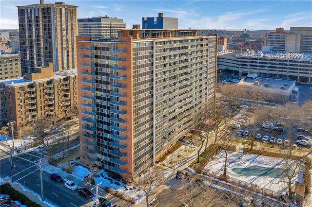 100 York Street 7-C, New Haven, CT 06511 (MLS #170399184) :: Team Feola & Lanzante | Keller Williams Trumbull