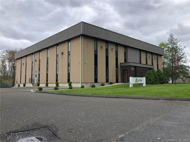 20 Kenosia Avenue, Danbury, CT 06810 (MLS #170399191) :: Next Level Group