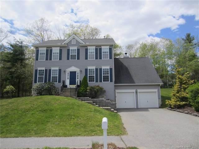 65 Penny Lane, Torrington, CT 06790 (MLS #170399221) :: Frank Schiavone with William Raveis Real Estate