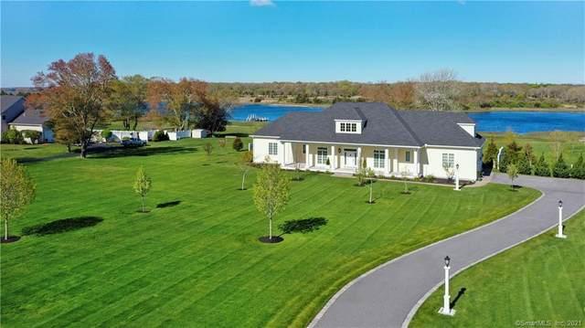 168 Palmer Neck Road, Stonington, CT 06379 (MLS #170399243) :: Spectrum Real Estate Consultants