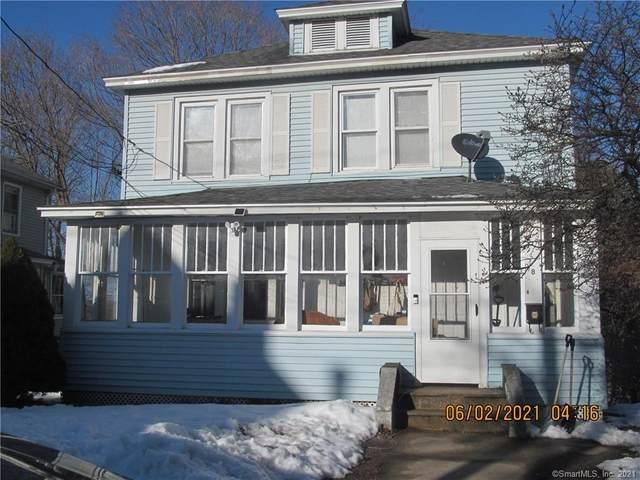 8 Swan Avenue, Norwich, CT 06360 (MLS #170399249) :: Frank Schiavone with William Raveis Real Estate