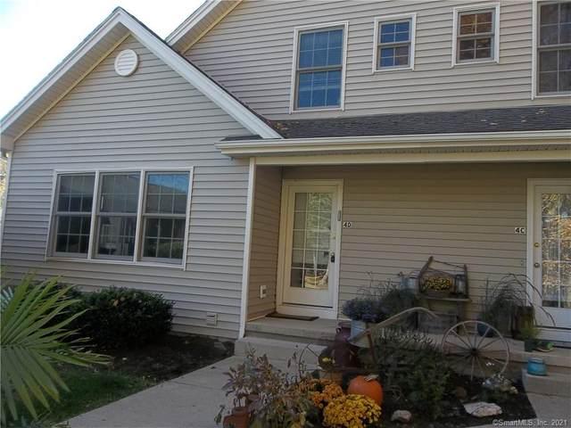 10 Reggie Way D, East Windsor, CT 06016 (MLS #170399253) :: Sunset Creek Realty