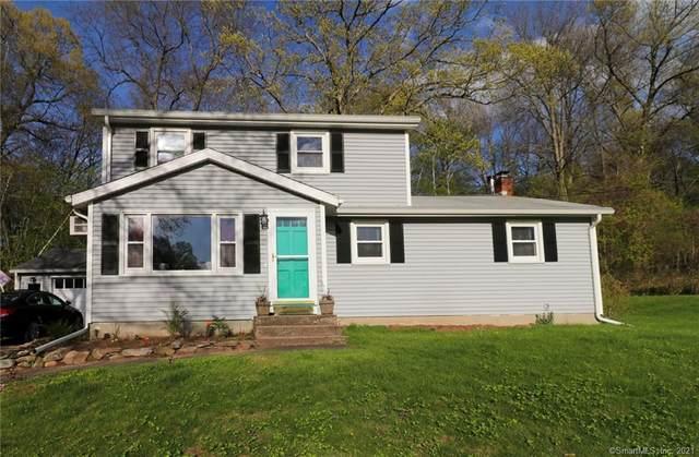 106 Willie Circle, Tolland, CT 06084 (MLS #170399274) :: Around Town Real Estate Team