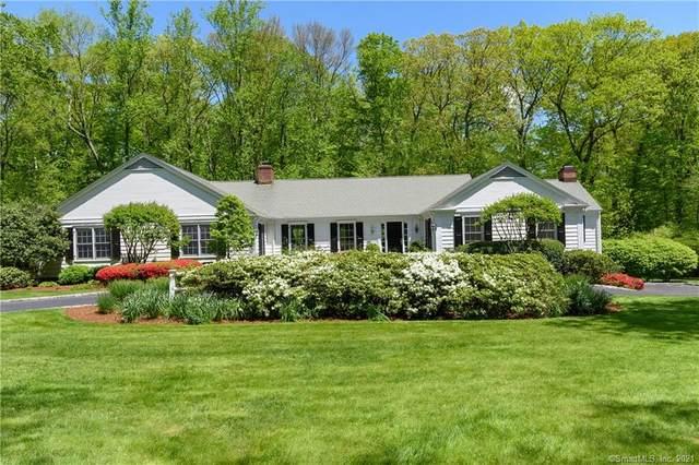116 Ridge Acres Road, Darien, CT 06820 (MLS #170399282) :: GEN Next Real Estate