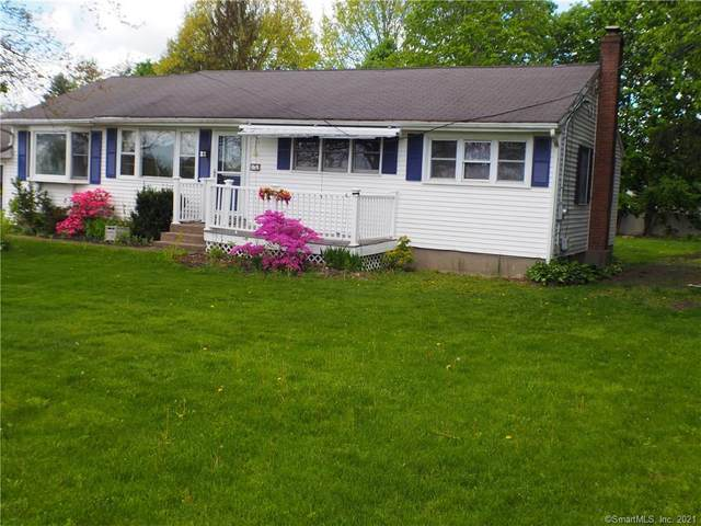 22 Tankwood Road, Wallingford, CT 06492 (MLS #170399287) :: Around Town Real Estate Team