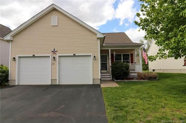 31 Elizabeth Lane #31, Vernon, CT 06066 (MLS #170399292) :: Frank Schiavone with William Raveis Real Estate