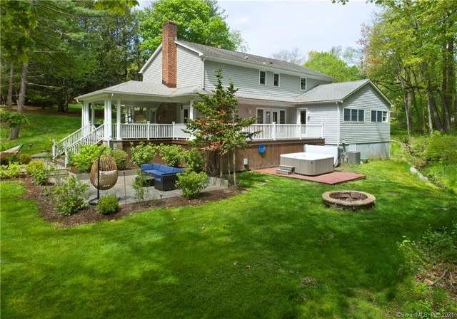 29 Orchard Hill Road, Norwalk, CT 06851 (MLS #170399303) :: GEN Next Real Estate