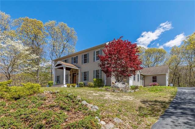 48 Yorkshire Drive, Waterford, CT 06385 (MLS #170399308) :: Next Level Group