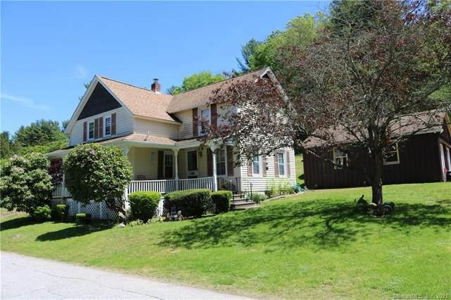 22 Gifford Lane, Bozrah, CT 06334 (MLS #170399350) :: Spectrum Real Estate Consultants