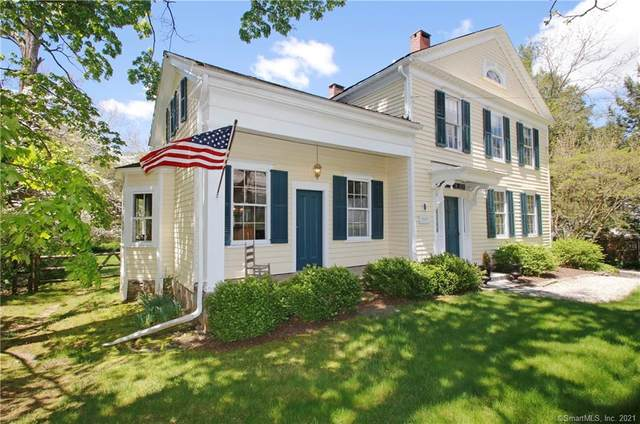 583 S Britain Road, Southbury, CT 06488 (MLS #170399353) :: Next Level Group