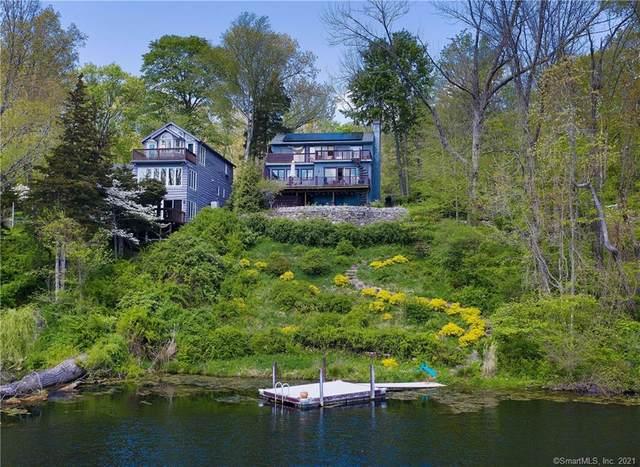 229 Mountain Road, Ridgefield, CT 06877 (MLS #170399388) :: Around Town Real Estate Team