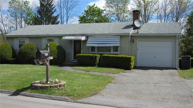 273 Lyman Drive, Torrington, CT 06790 (MLS #170399431) :: Frank Schiavone with William Raveis Real Estate