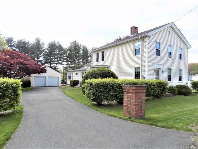19 Long Hill Road, South Windsor, CT 06074 (MLS #170399451) :: Next Level Group